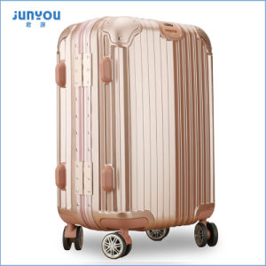 Good Quality Factory Price PC Rolling ABS Travel Luggage pictures & photos