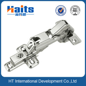 35mm Soft Close Cabinet Angel Hinges with 165° , Optional Cups pictures & photos