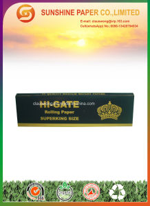 Superking Size Hi-Gate Cigarette Paper pictures & photos