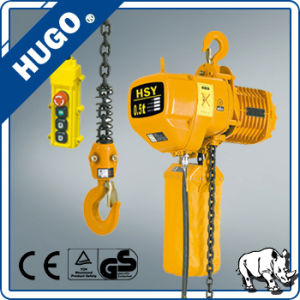 New Model Hsy Electric Chain Hoist with M5 Working Grade pictures & photos
