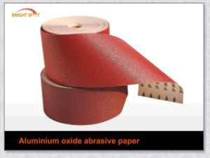 Aluminum Oxide Emery Cloth / Sand Paper pictures & photos