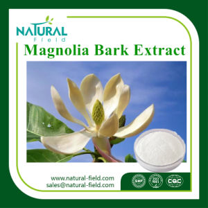 High Quality and Monokiol Natural Herb Extracts Magnolia Officinalis Bark 100% Natural Magnolia Bark Extract pictures & photos