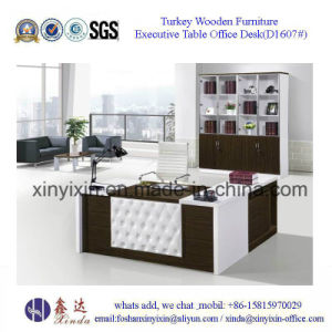 China Wooden Furniture Modern Office Table with L-Shape (A224#) pictures & photos