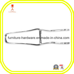 Furniture Hardware Parts Office Swivel Chair Back Support Aluminum Alloy pictures & photos
