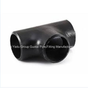 Pipe Fittings Carbon Steel Weld Tee pictures & photos