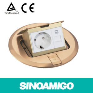 Sinoamigo Item Spu-8b Floor Socket pictures & photos