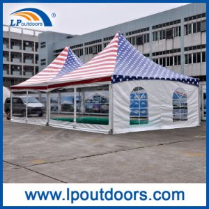 20X40′ Outdoor High Peak Full Logo Printing Spring Top Tent for Sale pictures & photos