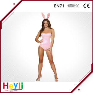 Sexy Easter Bunny Girl Cosplay Costume for Party pictures & photos