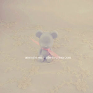 Cute Bear Shaped Colored Ceramic Car Air Freshener (AM-133) pictures & photos