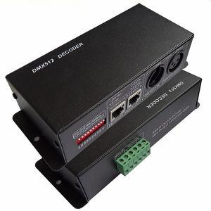 3CH RGB DMX512 Decoder pictures & photos