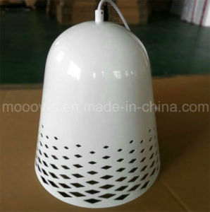 Modern Engraving Patterns Art Aluminum Christmas Bell Dining Room LED Pendant Light pictures & photos