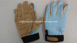 Logging Gloves-Garden Glove-Safety Glove-Working Glove-Protected Glove-Hand Protected pictures & photos