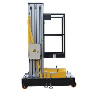 6m Mobile Hydraulic Lift Aerial Work Platform pictures & photos