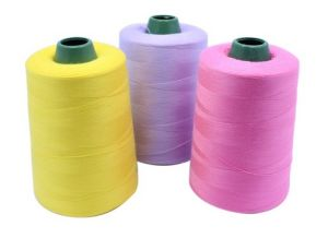 100% Core Spun Textured Polyester Sewing Thread pictures & photos