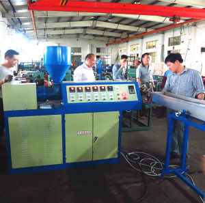 Gas Hose Water Hose PE Coated Making Machine pictures & photos