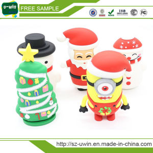Christmas Gift Newest Cartoon Power Bank 5200mAh Portable Charger pictures & photos