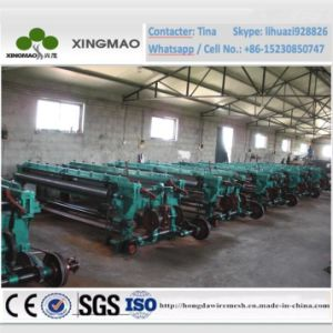 Single Twist Hexagonal Wire Netting Machine/ Normal Twist Hexagonal Wiremesh Machine (XM-55) pictures & photos