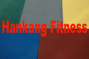 Fitness accessory, Commercial Thicker Rubber Mat HM-007 pictures & photos