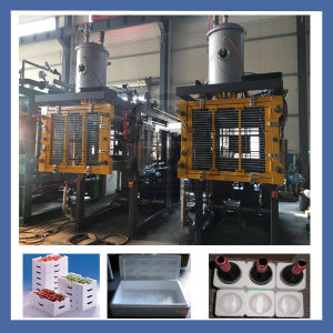 Automatic Vacuum EPS Shape Molding Machinery pictures & photos