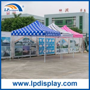 3X3m Outdoor Full Logo Printing Pop up Tent Folding Canopy for Advertising pictures & photos