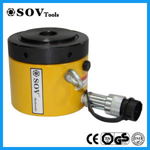 Cll-1008 Single Acting Lock Nut Steel Hydraulic Cylinder pictures & photos