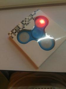 Amazing Luminous Fingertips Gyro Toy pictures & photos