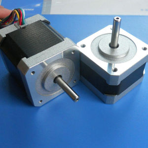 1.8degree 42mm 2 Phase Hybrid Stepper Motor 42HS60-1206 pictures & photos