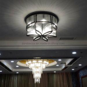 Hotel Decorative Flower Shape Glass Pendant Lamp pictures & photos