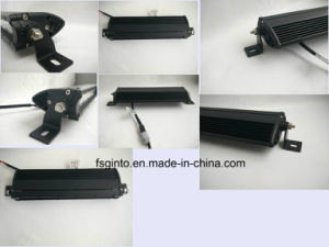 41inch Slim Single Row Waterproof LED Light Bar (GT3510-100W) pictures & photos