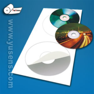 High Glossy CD Label pictures & photos