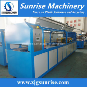 Plastic PVC Window and Door Profile Extrusion Production Machine Line pictures & photos