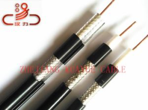 Coaxial Cable 75ohm Rg11-Tri pictures & photos
