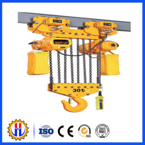 Double Beam Bridge Crane 30t/PA3000 220/230V 3000W 2000/3000kg pictures & photos