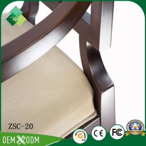 Royal Luxury Style Birch Armchair for Hotel Suite Bedroom (ZSC-20) pictures & photos