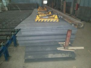 Q460c Low Alloy High Strength Steel Plate pictures & photos