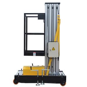 6m-10m Mobile Aluminum Alloy Hydraulic Lift pictures & photos