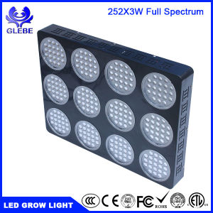 Vertical Garden Indoor Plants 430nm 660nm 730nm Far Red UVB IR Apollo 8 Cheap LED Grow Light pictures & photos