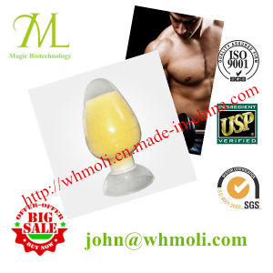 99% Dark Yellow Muscle Growth Tren a Trenbolone Acetate pictures & photos