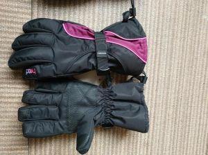 Adult Ski Glove/Adult Winter Glove/Winter Bike Glove/Detox Glove/Eco Finish Glove/Oekotex Glove/I-Touch Screen Glove/Waterproof Glove/Adult Glove pictures & photos