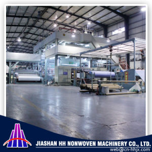 China 2.4m SMS PP Spunbond Nonwoven Fabric Machine pictures & photos