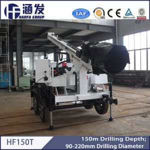 Hf150t Air Compresor Ground Hydraulic Water Drilling Machine pictures & photos