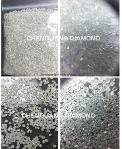 1.5CT Per PCS White Rough Diamond Big Size for jewelry pictures & photos