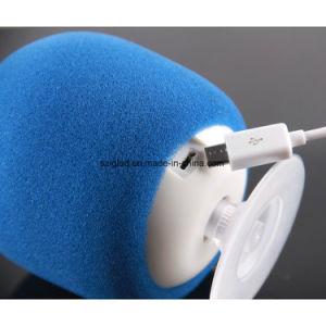Bluetooth Sponge Portable Mushroom Shape Speaker pictures & photos