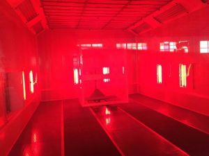 Infrared Heater Spray Paint Booth pictures & photos