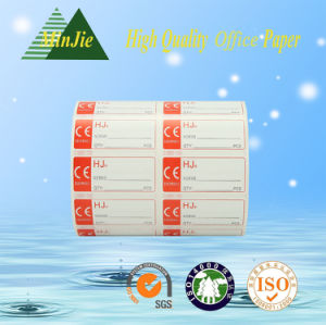 Custom Logo Printed Self Adhesive Thermal Label and Sticker Till Roll pictures & photos