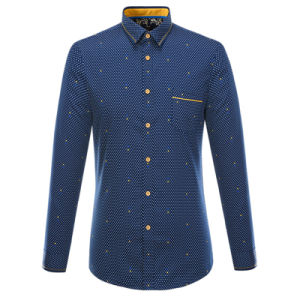 Factory OEM Men Spring Hot Sell Shirts Cotton Dress Shirts pictures & photos