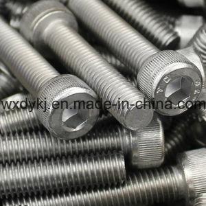 Wholesale Stainless Steel Head Socket Cap Machine Screw pictures & photos