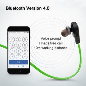 CVC 6.0 Noise Cancellation Manufacturer Comfortable Wear Bluetooth Earphone pictures & photos