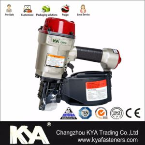 Cn70 Pneumatic Nail Gun for Construction pictures & photos