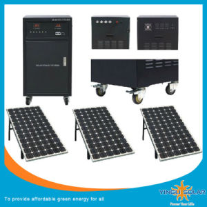 1 000 W off-Grid Solar Power System pictures & photos